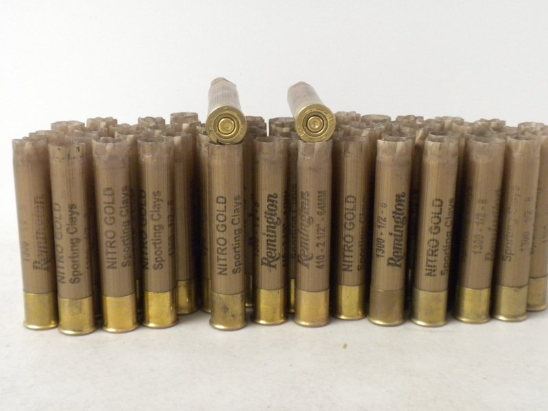 410 Bore Remington Nitro 1X Hulls - OUT OF STOCK